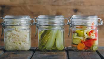 Focus on fermented foods
