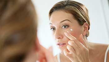 Nutritional gems for dry skin