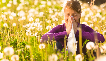 Allergies - Zing into Spring!