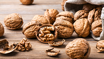 Benefits of walnuts may be powered in part by our gut flora