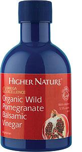 Organic Wild Pomegranate Balsamic Vinegar