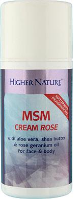 MSM Cream Rose
