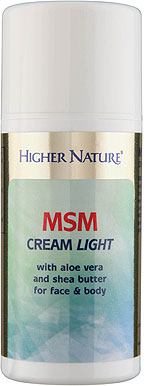 MSM-Creme Light