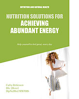 Nutrition Solutions for achieving Abundant Energy