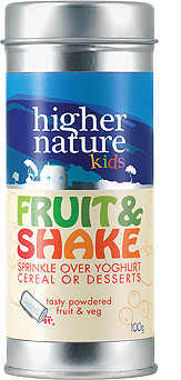 Kids Fruit and Shake