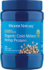 Organic Cold Milled Hemp Protein