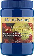 Energy Breakfast Shake