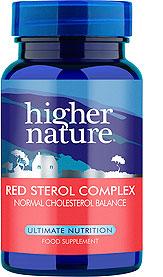 Red Sterol Complex - Complexe aux stérols rouges