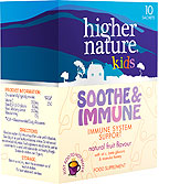 Kids Soothe and Immune