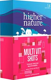 Multi-Vitamin Shot