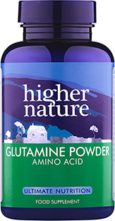 Glutamin-Pulver