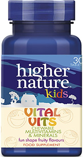 Vital Vits - Childrens multi-vitamin