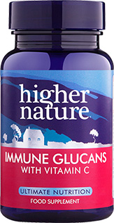 Immune Glucans