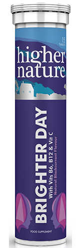 Brighter Day - With vitamin B6, B12, vitamin C and magnesium