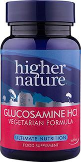 Chlorhydrate de glucosamine (formule végétale)