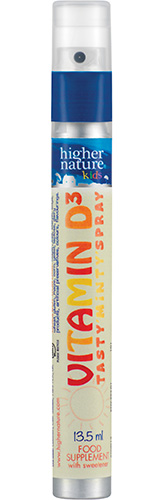 Kids Vitamin D Spray 625iu