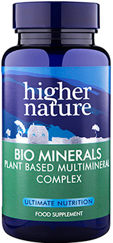 Bio Minerals supplement