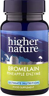 Bromelain supplement
