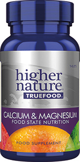 True Food Calcium and Magnesium