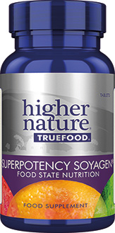 True Food Soja Super Potency Soyagen®