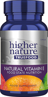 True Food® Natural Vitamin E