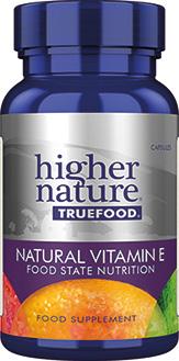 True Food Natural Vitamin E