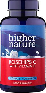 Rosehips Vitamin C 1000mg