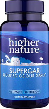 Garlic Super Strength Supergar 8000