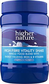High Fibre Vitality Shake