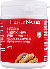 Organic Raw Walnut Butter