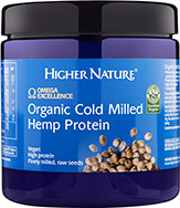 Organic Cold Milled Hemp Protein Powder
