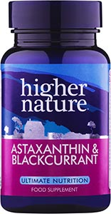 Astaxanthin and Blackcurrant