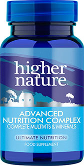 Complexe Advanced Nutrition