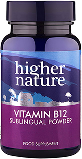 Vitamin B12 Sublingual Powder