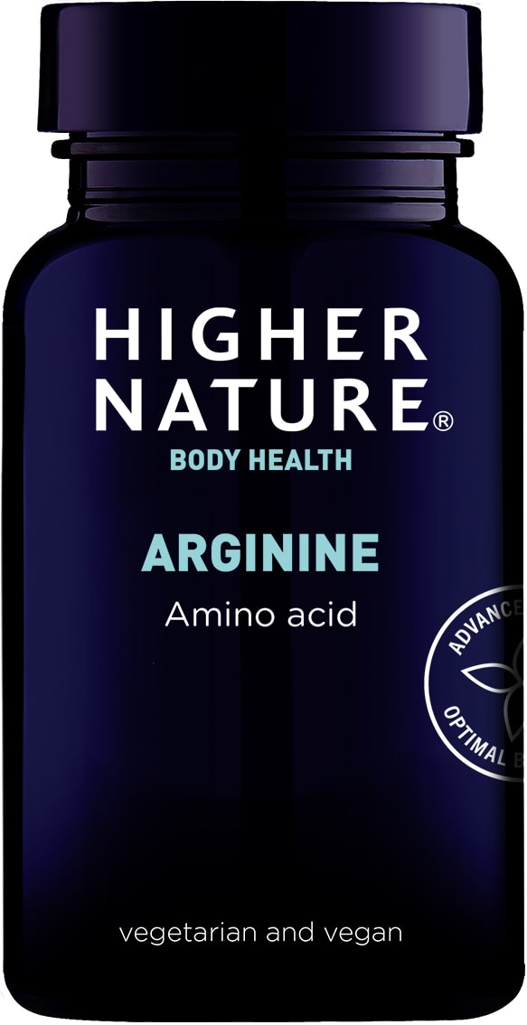 Arginine - for a healthy heart