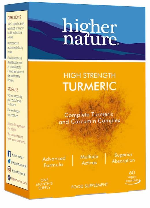 turmeric deutsch