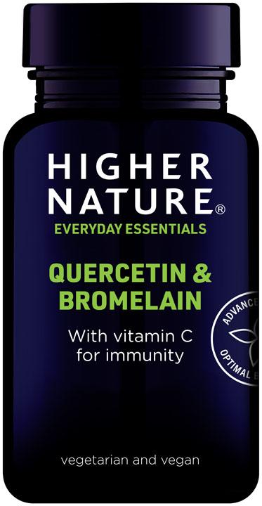 Quercetin & Bromelain