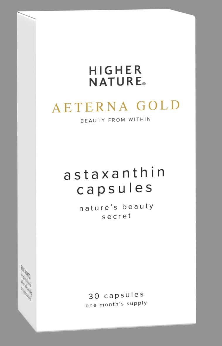 Aeterna Gold Astaxanthin Capsules