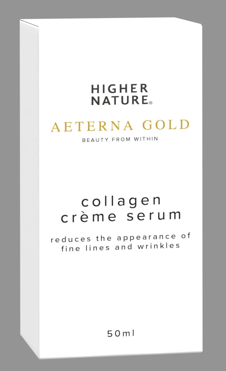 Æterna Gold Collagen Crème Serum