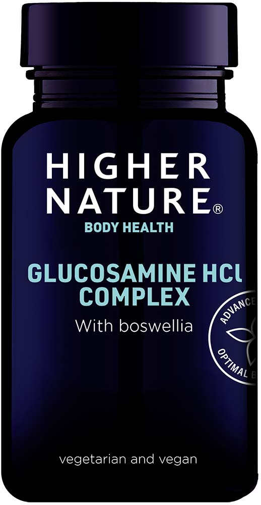 Vegetarian Glucosamine Hydrochloride