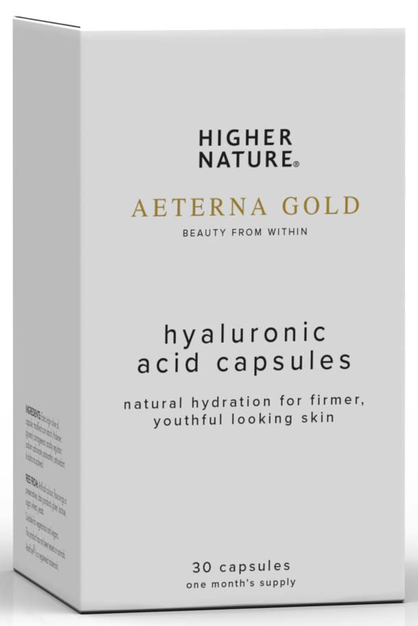 Aeterna Gold Hyaluronic Acid