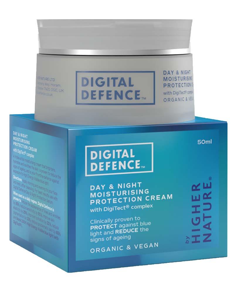 Digital Defence DayandNight Moisturising Protection Cream