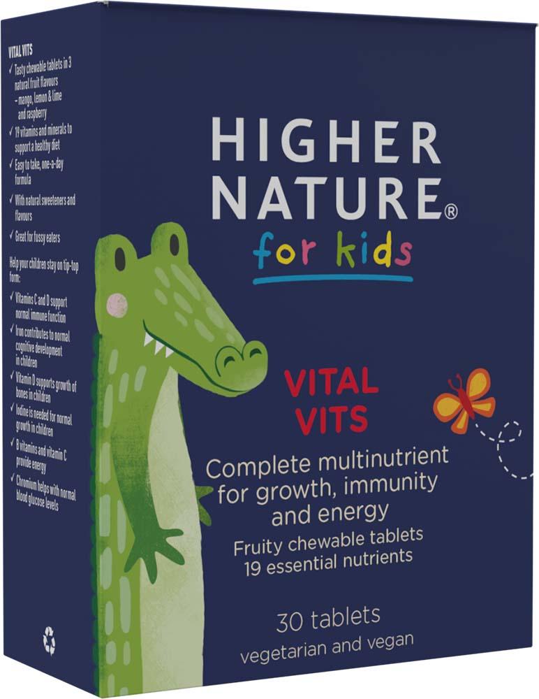 Vital Vits - Childrens multi-vitamin