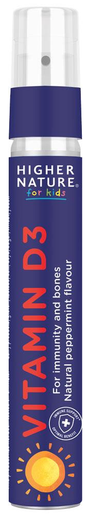 Vitamin D Spray 625iu