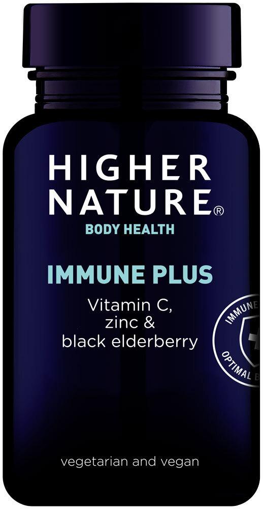 Immune Plus with vitamin C and zinc