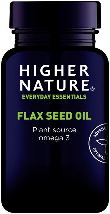 Flax Seed Oil Capsules
