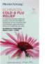 Click for more details about Echinacea Cold and Flu Relief