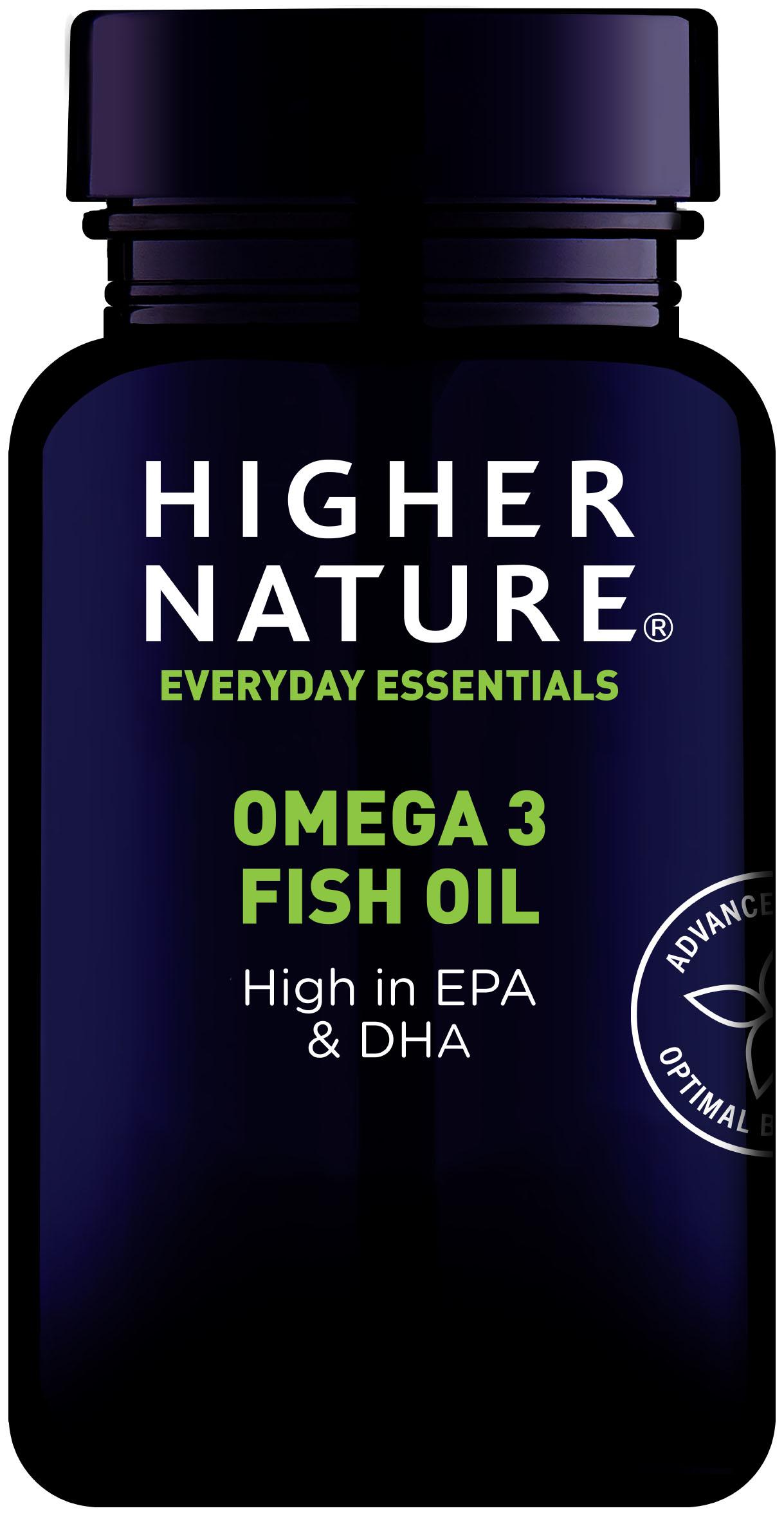 Omega 3 Fischöl