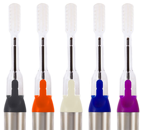 Ion5 Ionic Toothbrush Colours