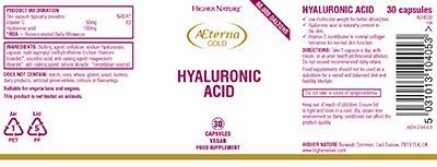 Æterna Hyaluronic Acid